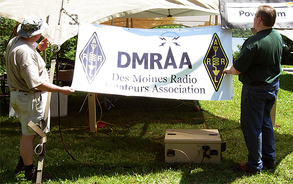 On Field Day, amateur radio operators all over the United States and around ...